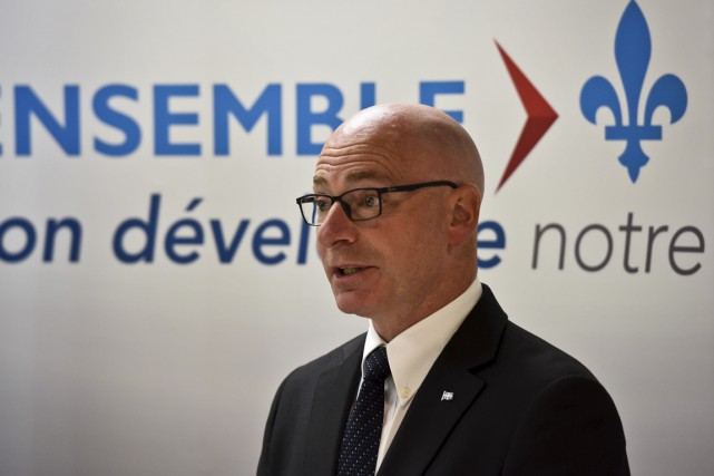 Jean-Denis Girard... (La Presse)