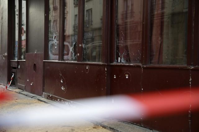 Une société américaine spécialisée dans la vente d'armes a fait savoir vendredi... (PHOTO KENZO TRIBOUILLARD, AFP)
