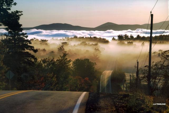 Selon des chiffres obtenus par Tourisme Cantons-de-l'Est, l'augmentation... (Archives La Tribune)