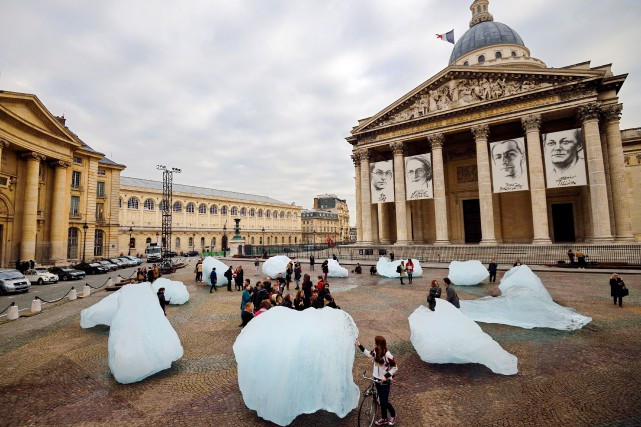 Au centre des négociations du COP21 qui se déroulent à Paris, il est question... (Eric Feferberg, Archives AFP)