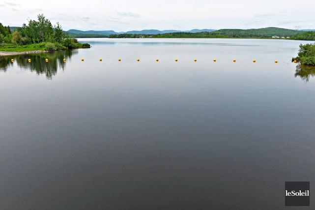 Lac-Beauport ne serait pas contre un un moratoire... (Le Soleil, Pascal Ratthé)