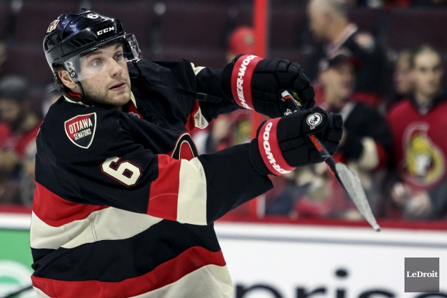 Bobby Ryan a marqué 28 points dont 19... (Patrick Woodbury, Archives LeDroit)