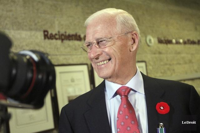 L'ancien directeur général des Sénateurs d'Ottawa, Bryan Murray... (Archives Le Droit)