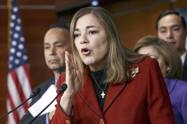 La démocrate Loretta Sanchez aaffirmé qu'entre 5 et... (Photo J. Scott Applewhite, AP)