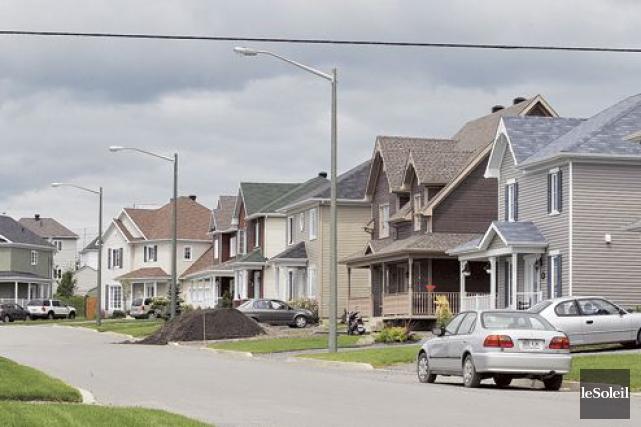 Le gouvernement fédéral vise les maisons les plus... (Photothèque Le Soleil, Patrice Laroche)