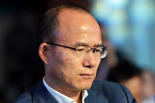 Surnommé par certains le «Warren Buffet chinois»,Guo Guangchangest... (AP)