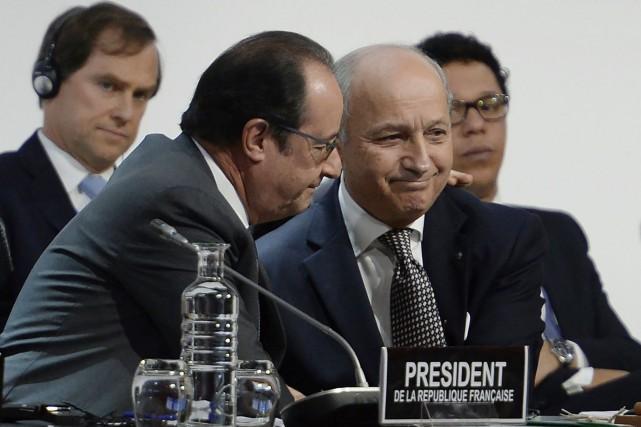 «Nous sommes presque au bout du chemin et... (AFP, Miguel Medina)