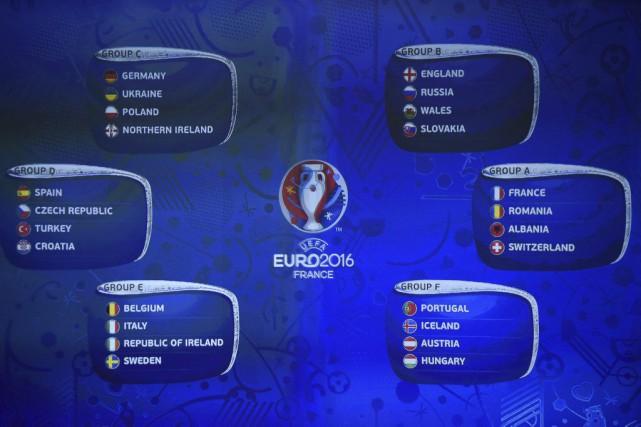 La finale est prévue le 10 juillet au... (PHOTO FRANCK FIFE, AFP)