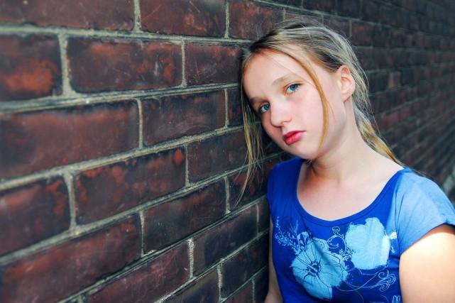 Je me souviens comme si c'était hier de cette fillette qui, aujourd'hui, doit... (Photo 123RF)