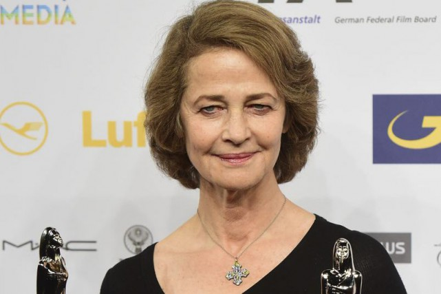Charlotte Rampling... (PHOTO ARCHIVES AFP)