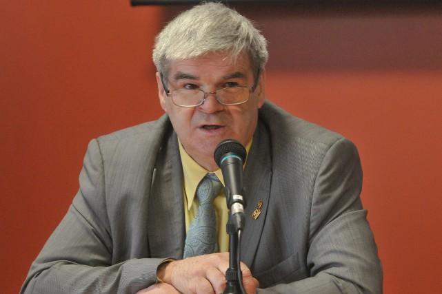 Le maire de Sainte-Rose-du-Nord, Laurent Thibeault... (Archives Le Progrès-Dimanche)