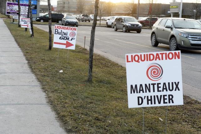 L'entreprise Bulzaï de Repentigny avait élu domicile à... (Photo Le Progrès-Dimanche, Jeannot Lévesque)