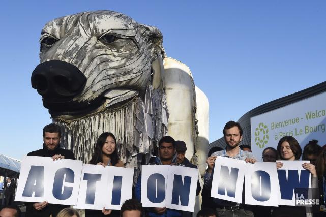 Si les groupes écologistes et les activistes applaudissent... (AFP, Dominique Faget)