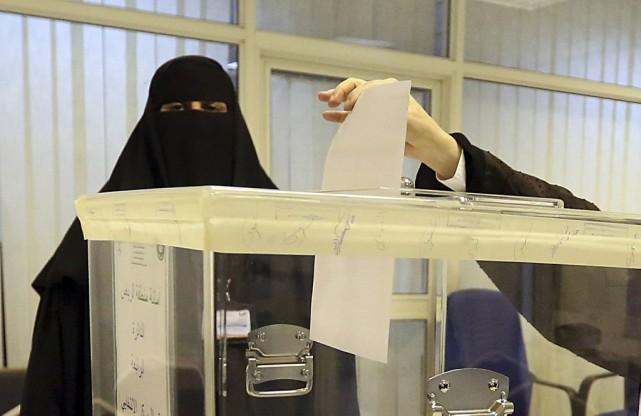 L'Arabie saoudite était le dernier pays au monde... (Photo Aya Batrawy, AP)