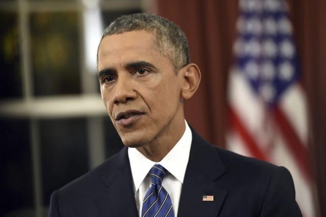 S'il devait être un personnage de Star Wars, Barack Obama opterait... (PHOTO ARCHIVES AP)