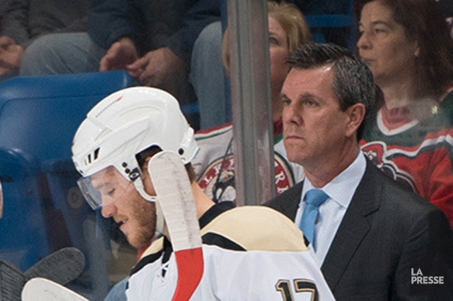 Mike Sullivan... (Archives La Presse)