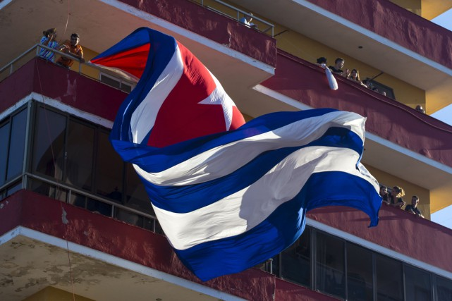 Cuba a conclu samedi un «accord historique» avec... (Archives Associated Press)