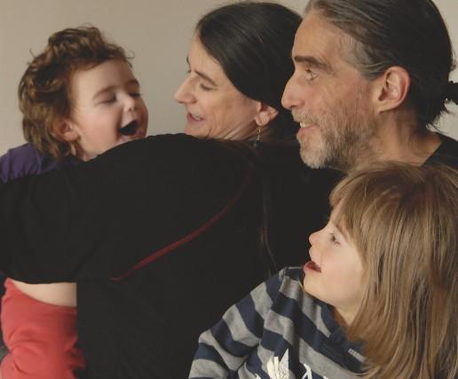 Anouk Lanouette-Turgeon est l'une des mamans derrière Parents... (PHOTO YAN LANOUETTE-TURGEON)