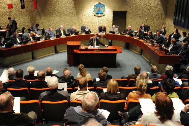 La Ville de Trois-Rivières déposera son budget 2016... (Sylvain Mayer)