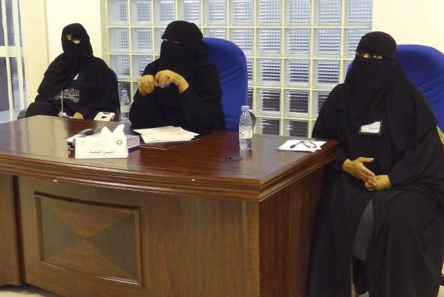 Vingt femmes ont mis la main sur 1... (AFP, Dina Fouad)