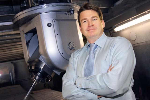 Jean-François Hamel, pdg de PCM Innovation, explique que... (Photothèque Le Soleil)