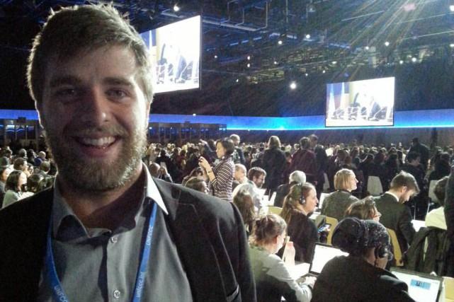 Guillaume Rivest croit que les négociations ont été... (Tirée de Facebook)