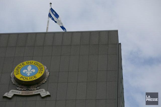 L'Association des policières et policiers provinciaux du Québec... (PHOTO FRANÇOIS ROY, ARCHIVES LA PRESSE)