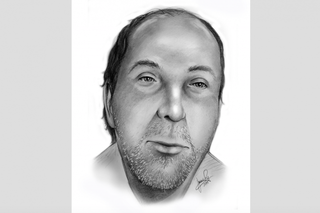 La police d'Ottawa tente de déterminer l'identité d'un... (Courtoisie police d'Ottawa)