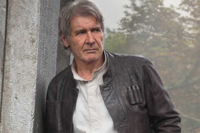 Harrison Ford est Han Solo.... (PHOTO LUCASFILM)