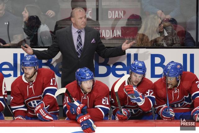 Cette saison, le Canadien a inscrit quatre victoires... (Photo d'archives, La Presse)
