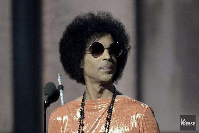 Prince a lancé sonquatrième album en un peu... (PHOTO ARCHIVES AFP)