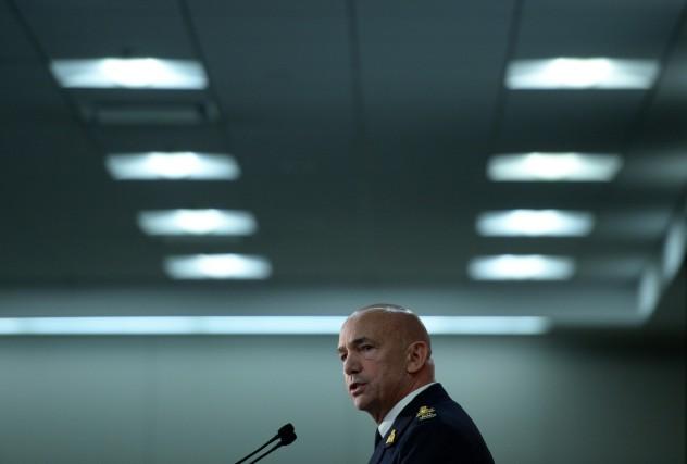 Le commissaire de la Gendarmerie royale canadienne a... (Photo Sean Kilpatrick, archives La Presse Canadienne)