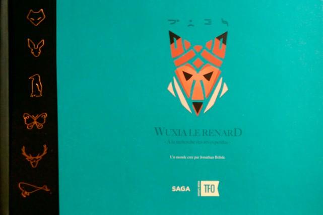 Wuxia le renard est une aventure qui se...