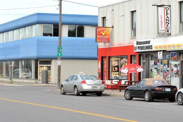 Le boulevard Sainte-Madeleine à Trois-Rivières aurait bien besoin... (Stéphane Lessard)