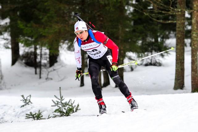 Guillaume Bertrand a terminé cinquième lors du 15... (Andrei Ivanov)