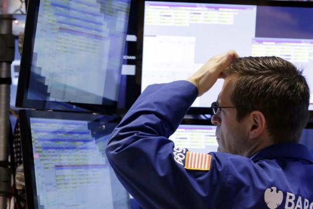 Le marché des actions devrait bien s'accommoder d'une... (PHOTO RICHARD DREW, AP)