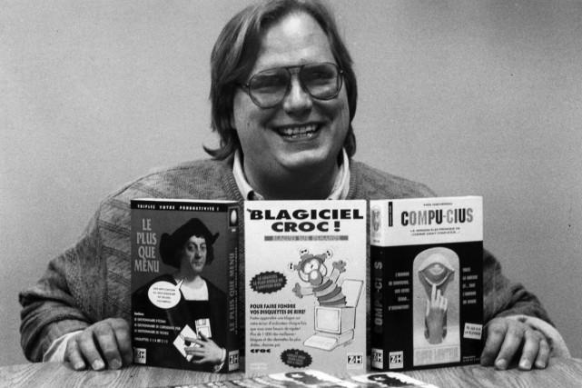 Jacques Hurtubise est surtout connu comme cofondateur et... (PHOTO LUC-SIMON PERREAULT)