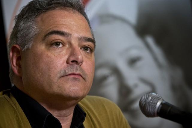 Sylvain Mallette, président dela Fédération autonome de l'enseignement... (Photo Patrick Sanfaçon, archives La Presse)