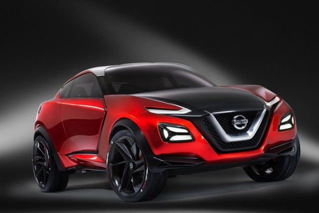 Le prototype Nissan Gripz... (Photo fournie par Nissan)