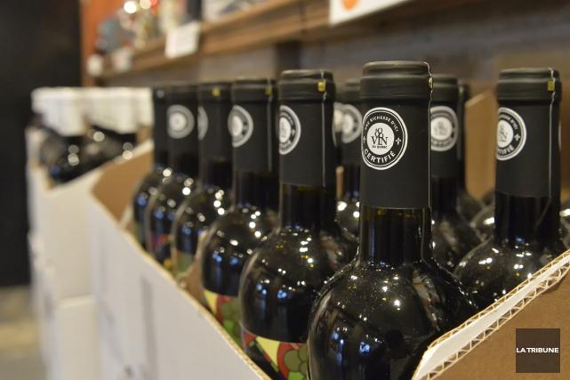 ÉDIRORIAL / Le projet de loi 88 destiné à permettre aux vignerons québécois de... (Archives, La Tribune)