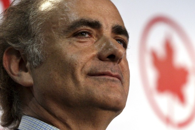 Sous Calin Rovinescu, Air Canada a été un... (Archives La Presse Canadienne)