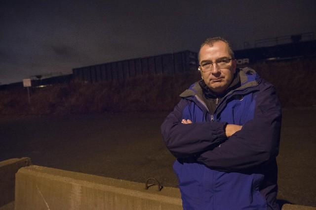 Robert Legault a perdu son permis de conduire... (Spectre Média, Julien Chamberland)