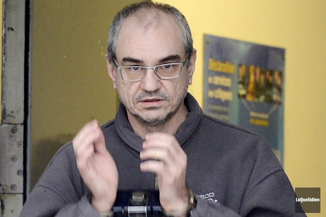 Éric Fortin recevra toute l'aide nécessaire de la... (Archives Le Quotidien, Jeannot Lévesque)