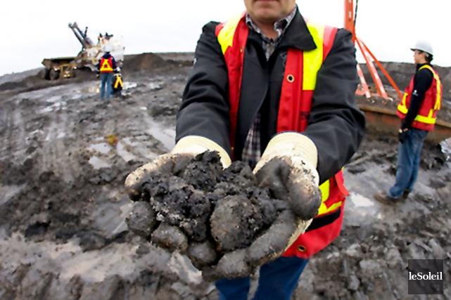 Le secteur pétrolier en Albertaa connu une année... (Photothèque Le Soleil)