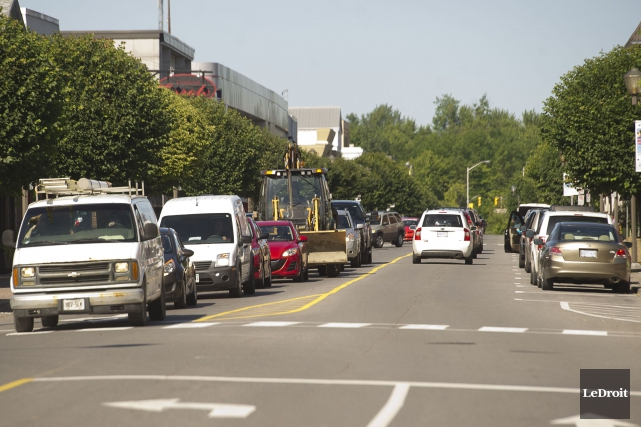 Les taxis seront inspectés de façon régulière à... (Martin Roy, Archives LeDroit)