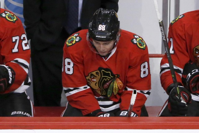 Patrick Kane... (Associated Press)