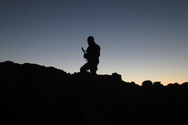 Vingt-six personnes participant à une partie de chasse qatarie ont été enlevées... (PHOTO JEAN-MARC MOJON, ARCHIVES AFP)