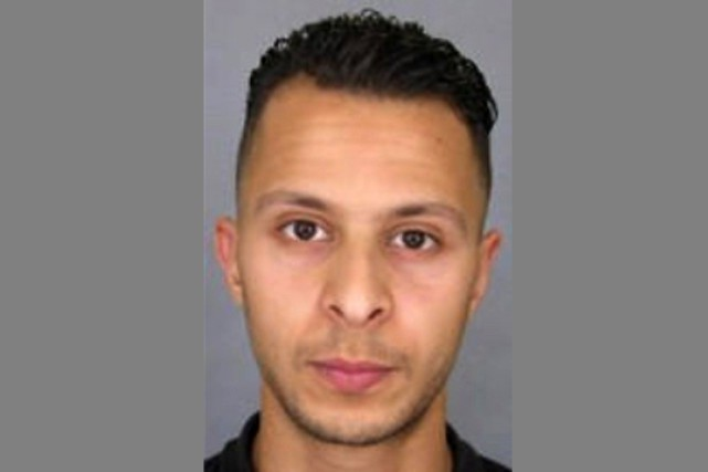 Salah Abdeslam... (PHOTO AFP/POLICE NATIONALE)