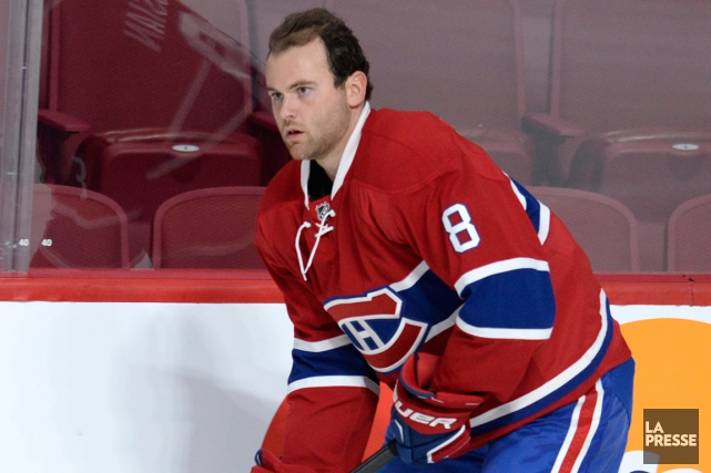 Rien n'indique que Zack Kassian pourra enfiler le... (Photo Bernard Brault, archives La Presse)