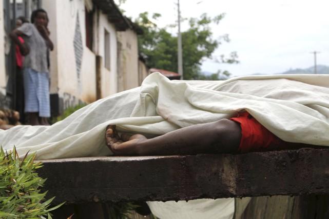 Le Burundi est en proie à une crise... (Photo Jean Pierre Aime Harerimana, Reuters)